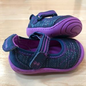 Stride Rite Mary Jane style shoes, like new